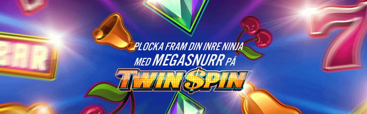 Ninja casino bonus twin spin