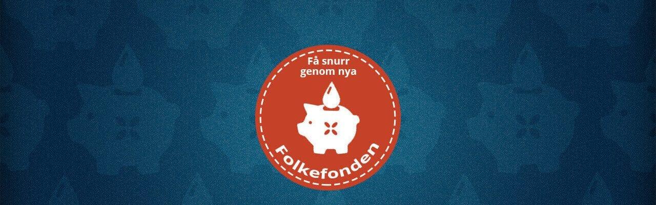 Folkefonden banner - ny kampanj