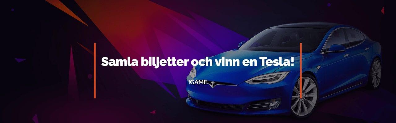 iGame lottar ut en Tesla