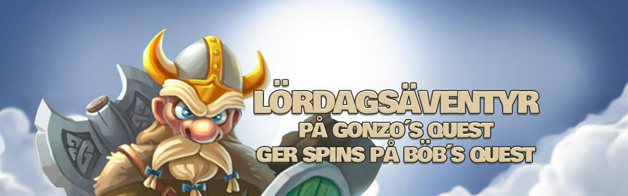 Mobilebet - banner erbjudande viking, free spins