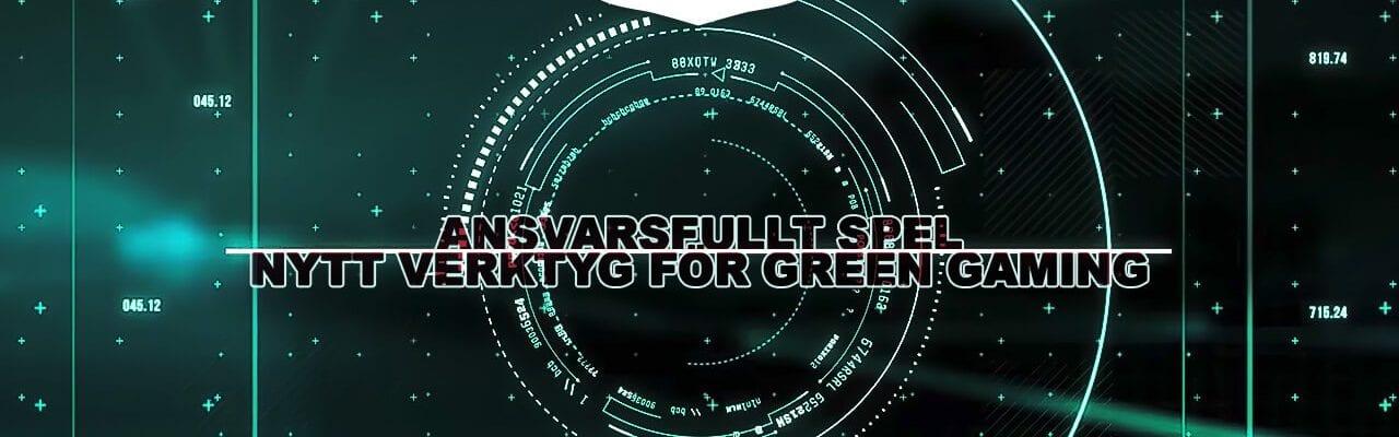 Mr Green nytt green gaming verktyg