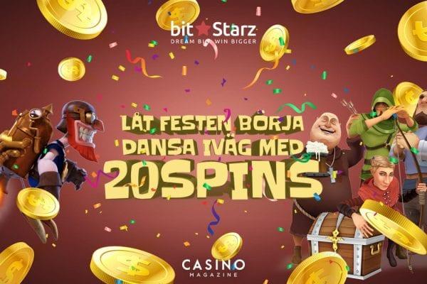 Bitstarz free spins campaign