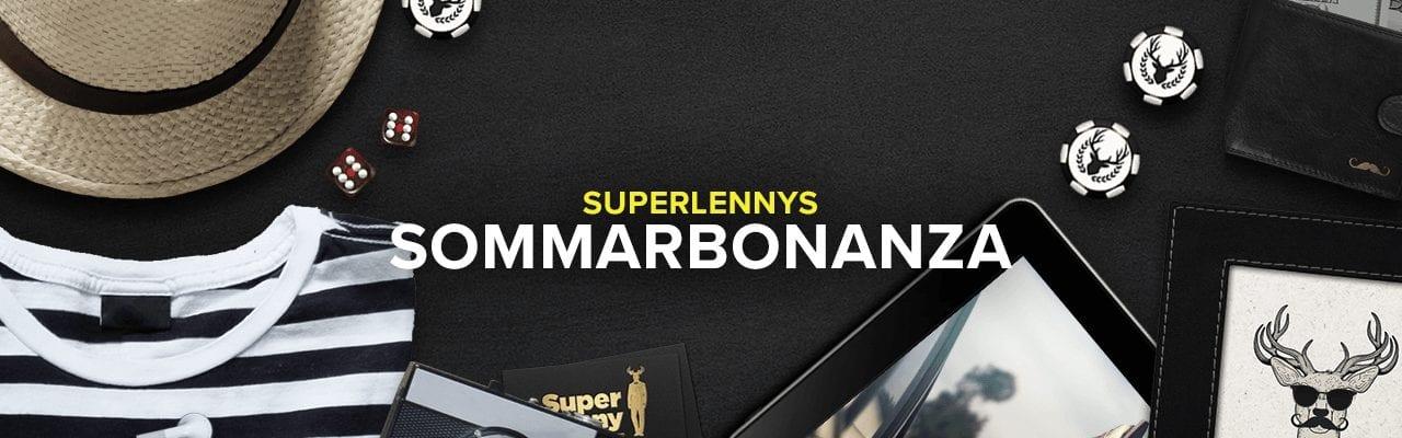 SuperLenny sommarbonanza