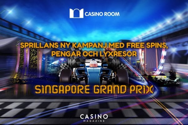 Casino Room grand prix kampanj