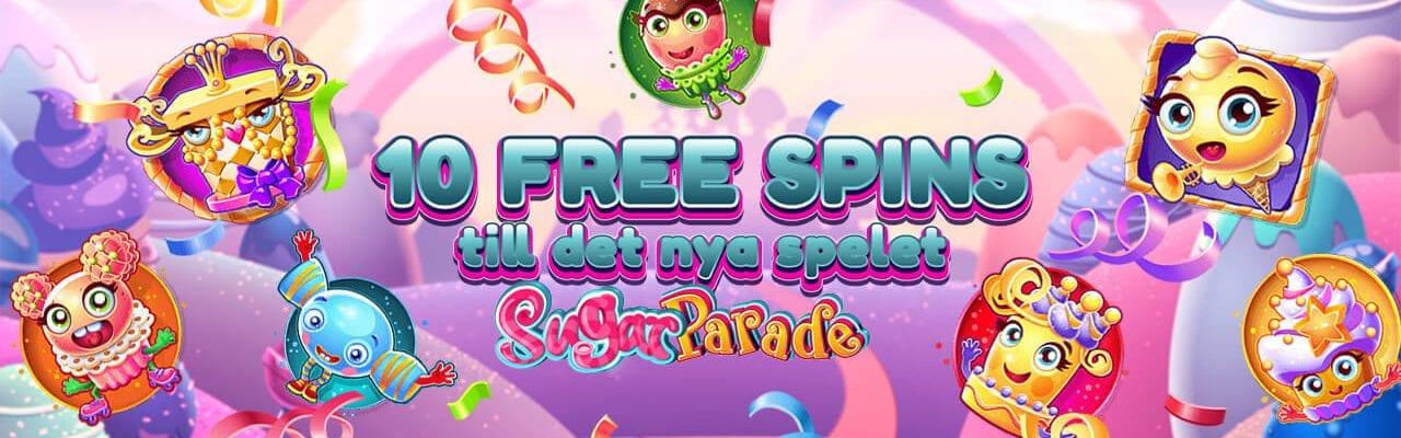 10bet söta free spins