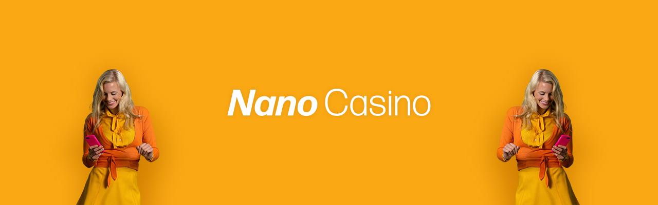 Nanocasino mainbanner