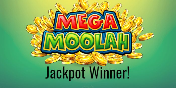 Mega Moolah betalar ut jackpot