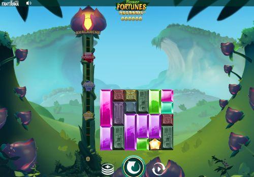 Flower Fortunes Megaways -Fantasma Games