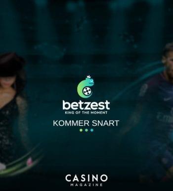 BetZest banner kommer snart