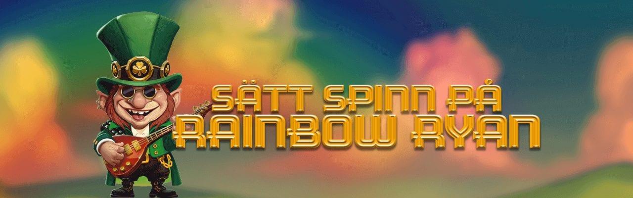 Mobilebet freespins Rainbow Ryan slot