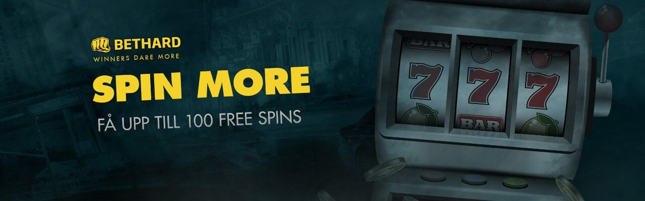 Bethard onsdag free spins