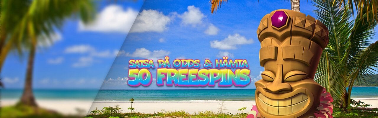 Energy Casino freespins Aloha - strand