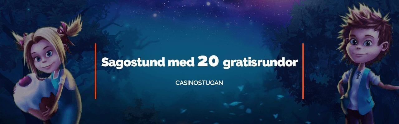 Casinostugan sagostund