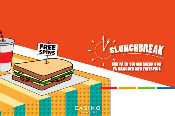 Slotsmillions-lunchbreak