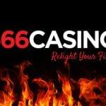 666Casino banner