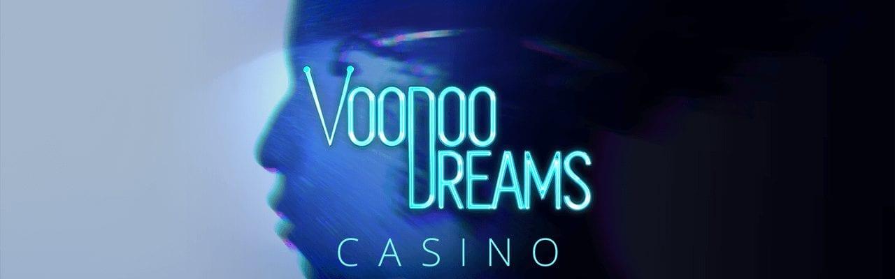 VoodooDream casino banner
