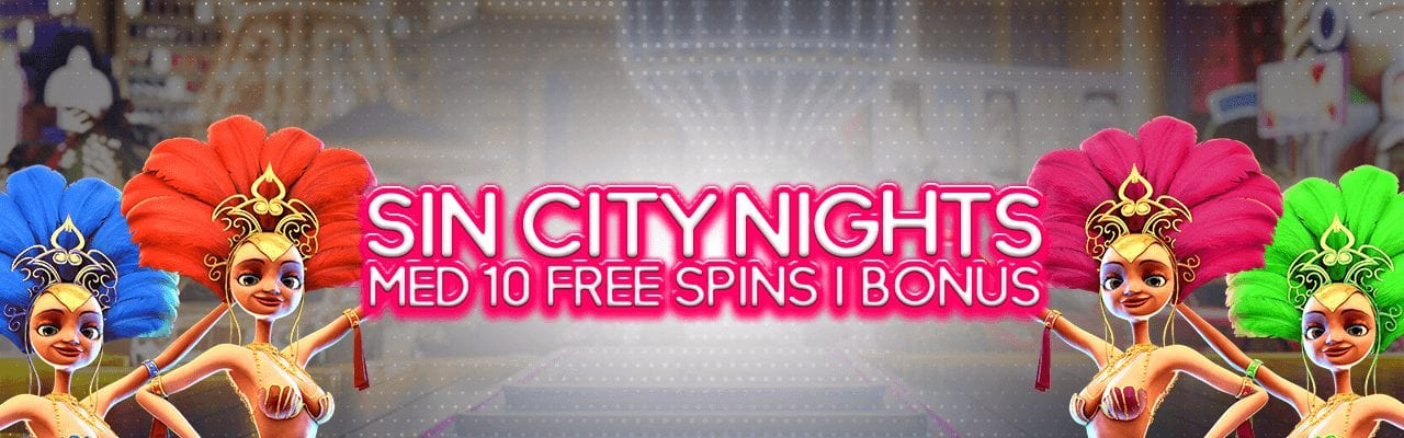 10 free spins hos Mobil6000