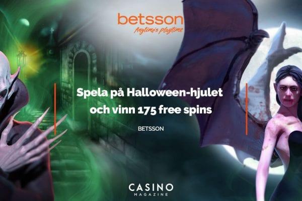 Spela live hos Betsson och vinn free spins