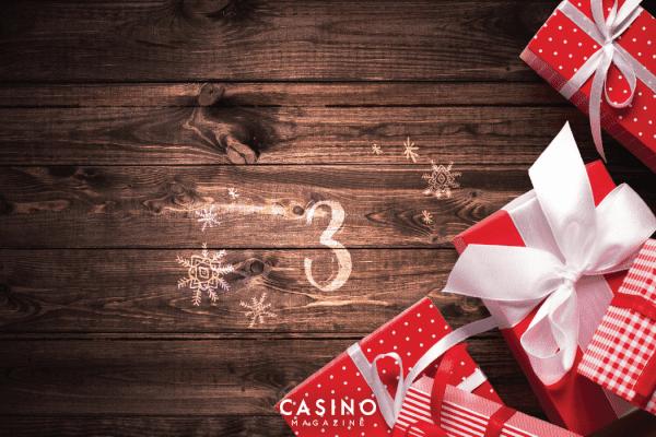 Casinomagazine julkalender 3