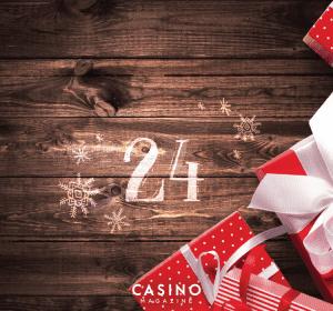 God jul önskar vi på Casinomagazine