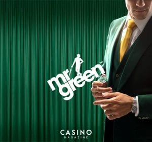 MrGreen casino banner