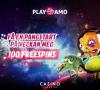 PlayAmos måndagserbjudande med free spins