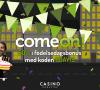 ComeOns måndagserbjudande med 50% i bonus