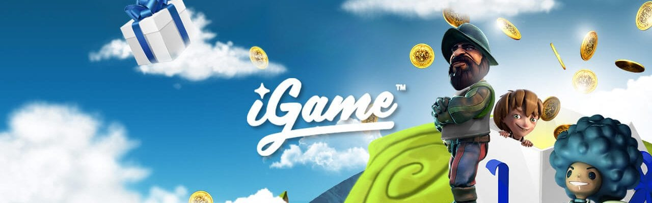Fredags freespins hos iGame