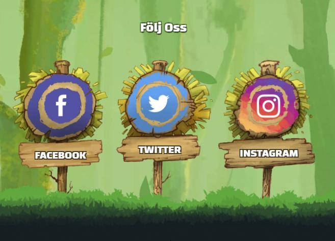 Följ Ikibu på sociala medier