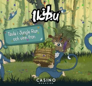 Ikibu frön och tävlingar