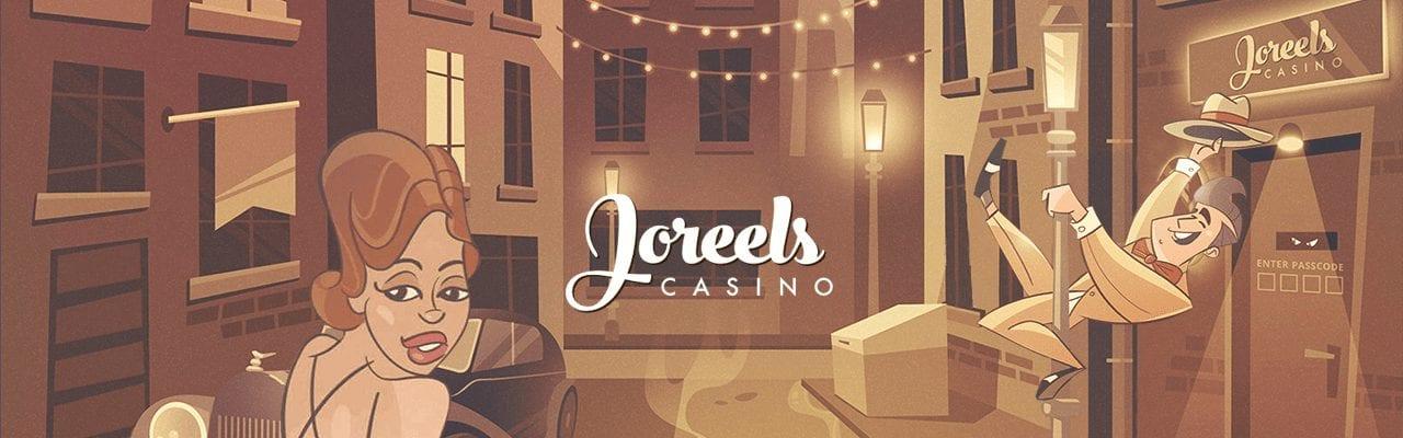 Joreels free spins bonusen