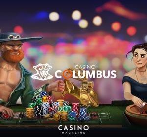 Columbus Casino bjuder på måndagsbonus