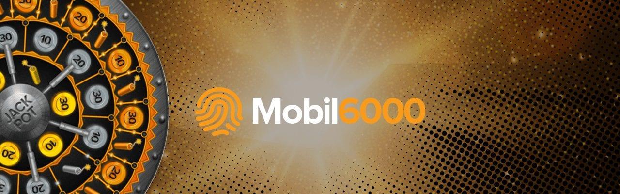 Mobil6000 bjuder på freespins