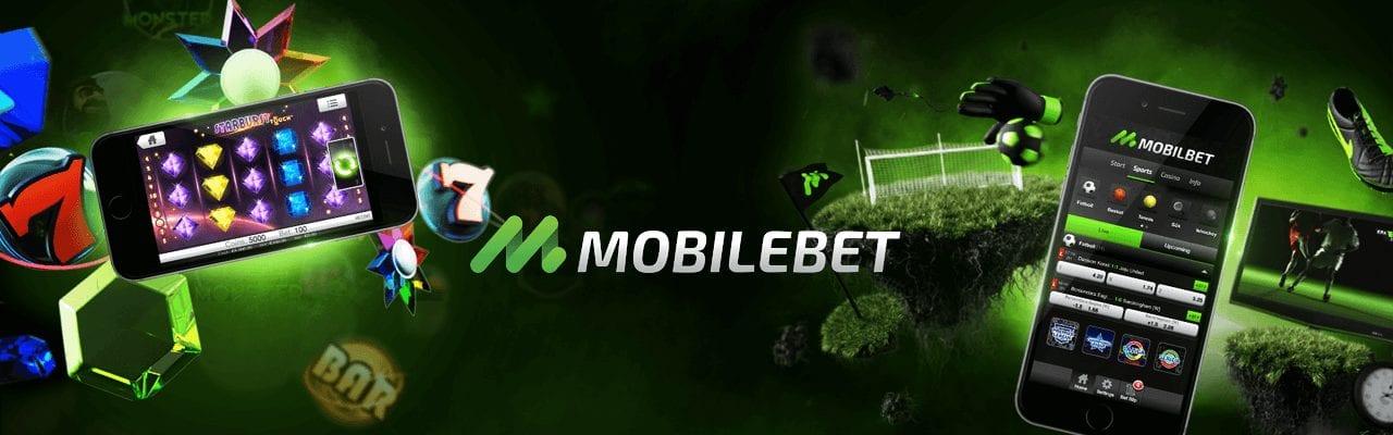 Mobilbet bjuder på en casinobonus som ger 5000 bonuspoäng