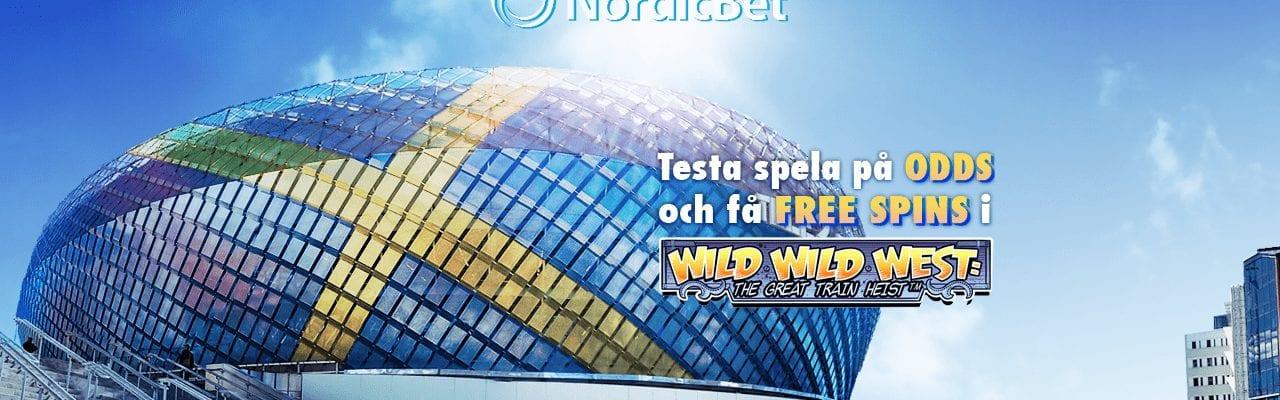 NordicBet betta på allsvenskan och få free spins