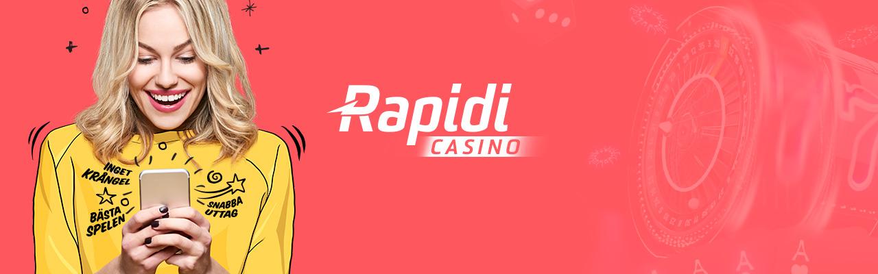 Rapidi casino casinomagazine