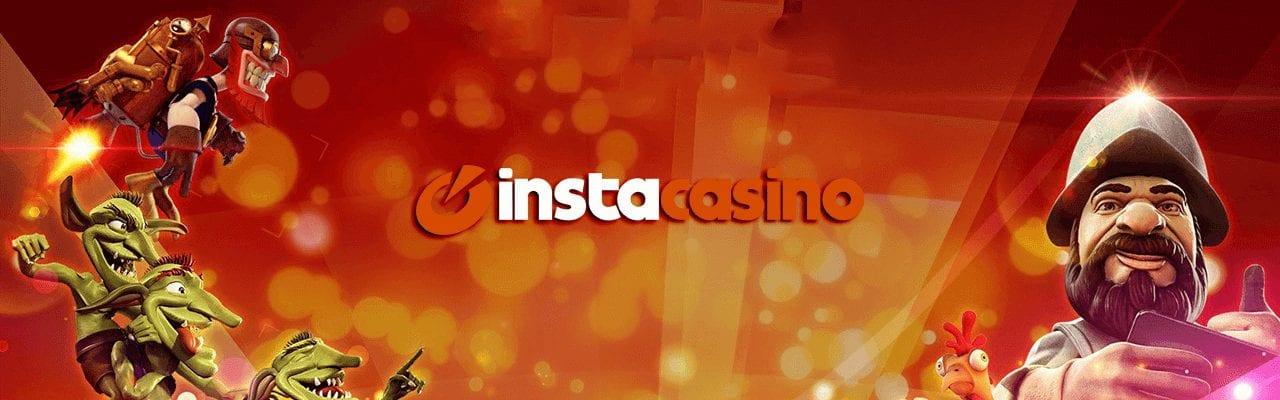 Få free spins hos InstaCasino