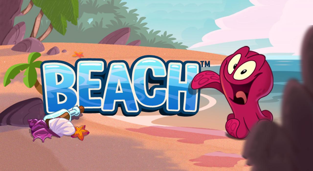 Beach Videoslot banner