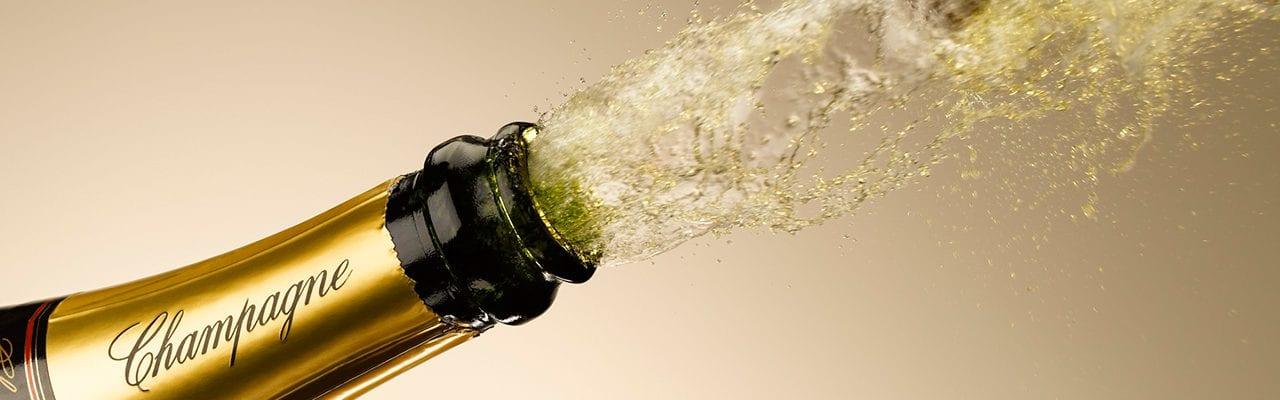 Betit Group champagneflaska