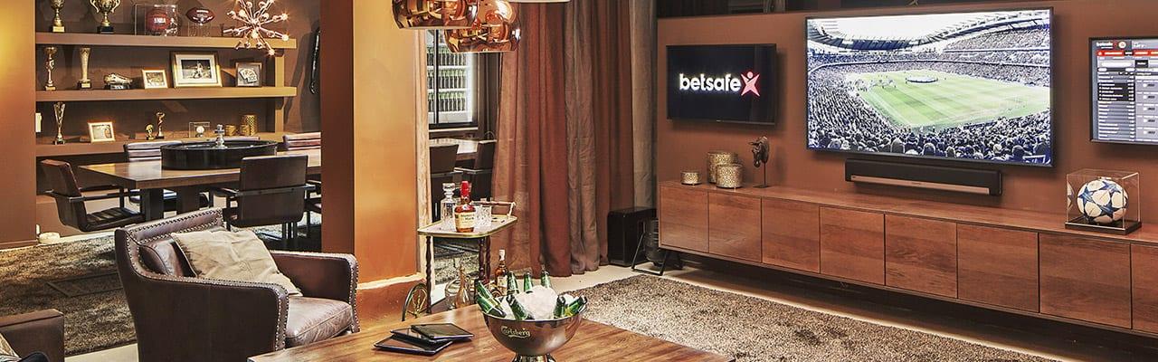 Betsafe apartment banner