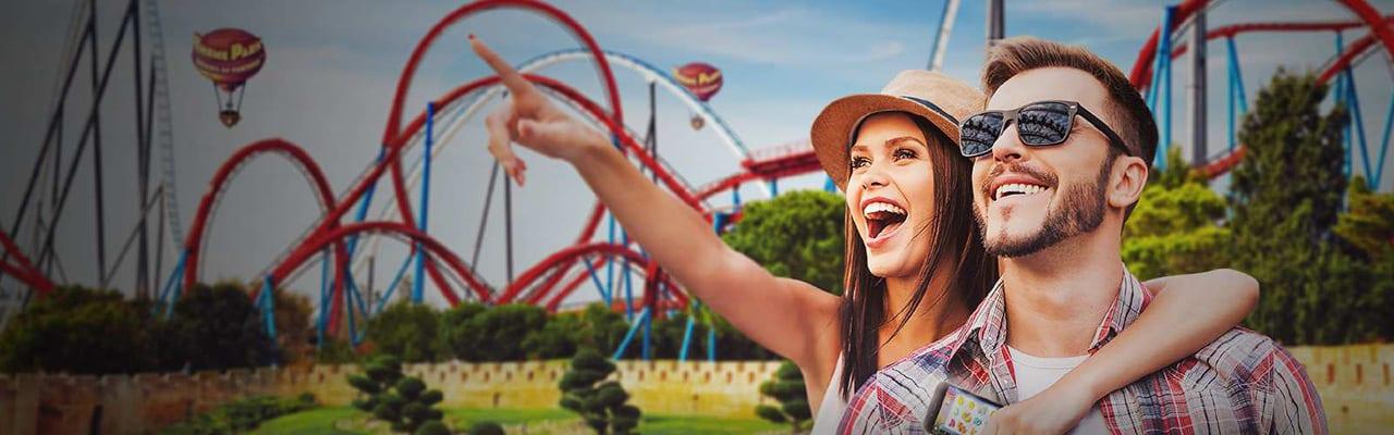 Theme Park: Tickets of Fortune Slot - Spela det gratis nu