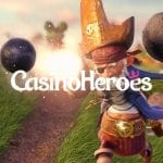 Casinoheroes recension casinomagazine banner