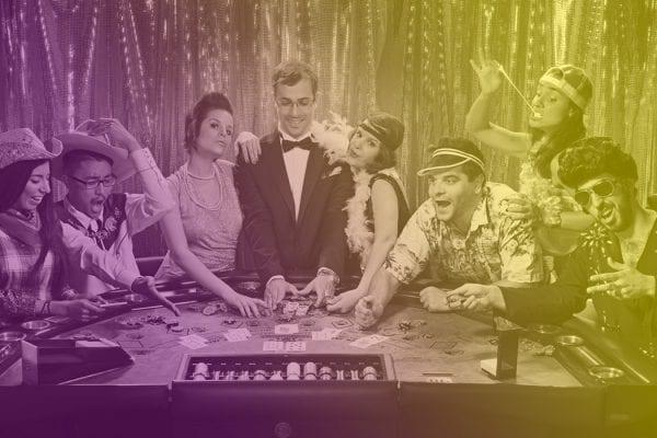 VIP Casino kortspel