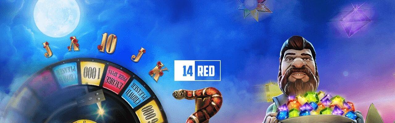 7Red Casino banner