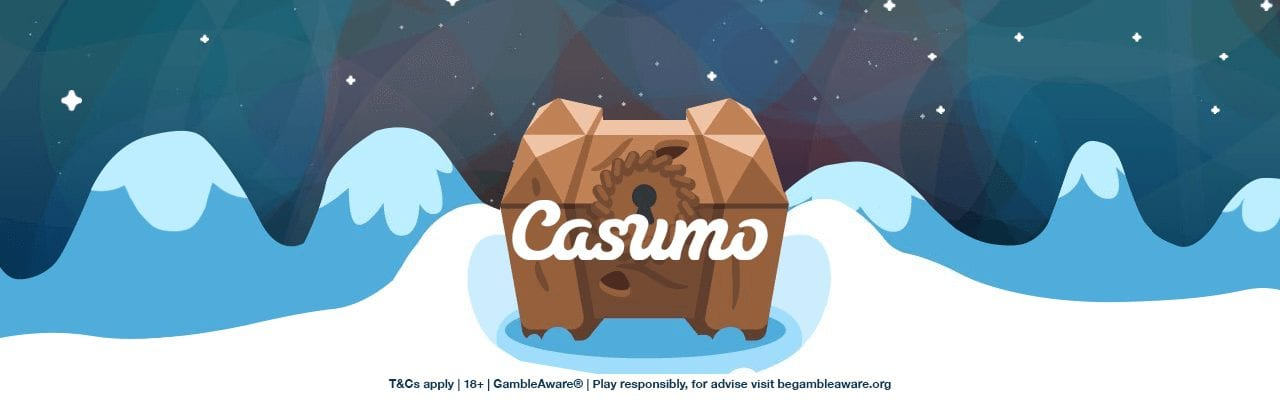 Casumo review banner