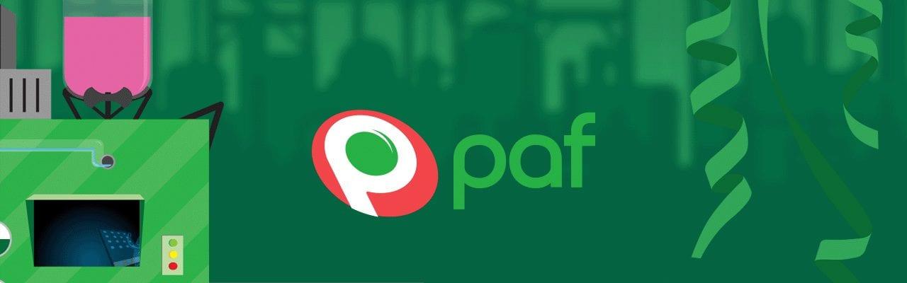 Paf Casino bjuder in till dagens erbjudande