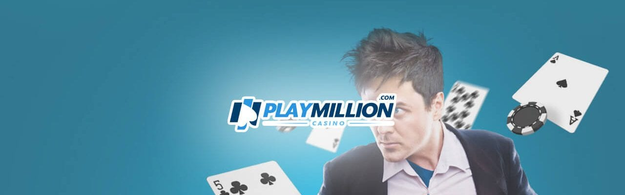 Playmillion Casino recension banner casinomagazine