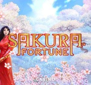 Sakura Fortune - krigarprinsessa bland körsbärsträd