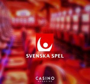 Svenska Spel banner
