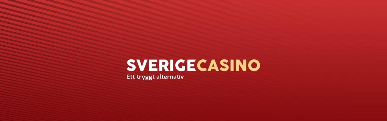 SverigeCasino banner